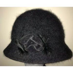 Angora Blend Hat